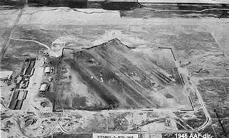 Rankin Field - Photo of Rankin Field, 1945