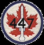 Rcaf 447 squadorn BOMARC