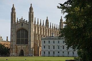 Kings College, Cambridge College of the University of Cambridge