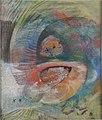 Redon - Sea Monster (Monstre sous-marin), c. 1895.jpg