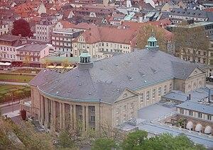 "Bad Kissingen - The concert hall ""Regentenbau"""