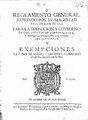Reglamento General expedido por su Magestad en 23 de Abril de 1720 para la direccion, y govierno de los oficios de Correo Mayor, y Postas de España, en los viages que se hizieren (IA A10908737).pdf