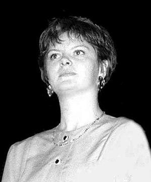 Reka Zsofia Lazăr-Szabo - Szabo in 1992