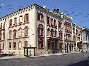 Captain Miša's Mansion - The Mansion of Captain Miša Anastasijević