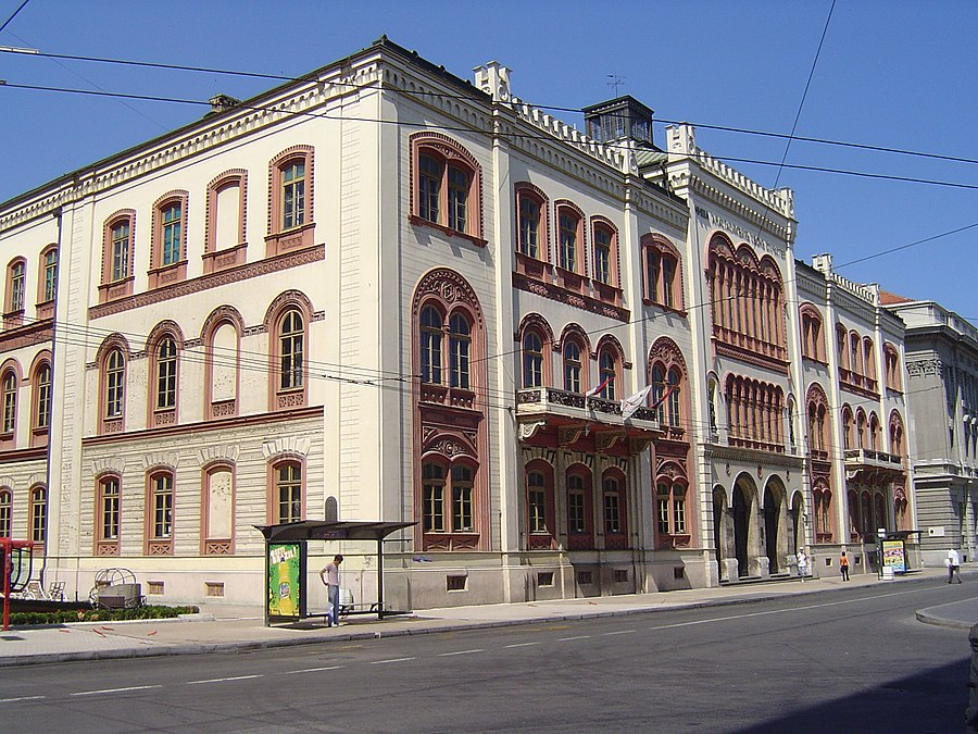 Captain Miša's Mansion