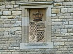 Relief of the Earl of Ancaster's arms near Empingham, Rutland.jpg