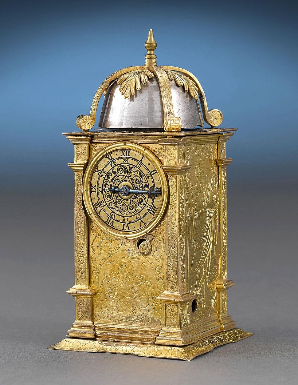 Renaissance Turret Clock