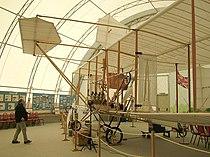 Replica of Samuel Franklin Cody's first powered plane - geograph.org.uk - 1554366.jpg