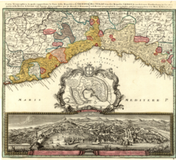 The Republic of Genoa in the early modern period