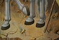 Retaule de Sant Martí amb Santa Úrsula i Sant Antoni Abat (detall), Gonçal Peris, Museu de Belles Arts de València.JPG