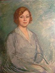 Retrat de Victòria González Somón