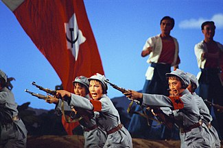 The Red Detachment of Women (Movie Review Sample)