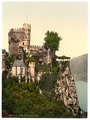 Rheinstein Castle, the Rhine, Germany-LCCN2002714122.tif