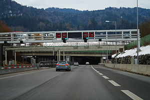 Pfändertunnel
