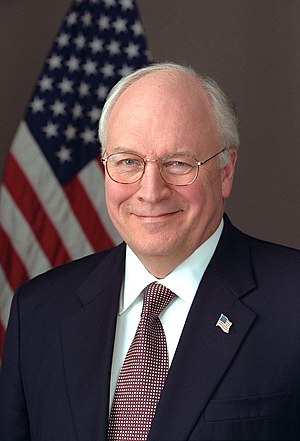 Acting President of the United States - Vice President Dick Cheney was the second person to become Acting President and the first to do so twice.