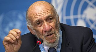 Richard A. Falk - Image: Richard Falk