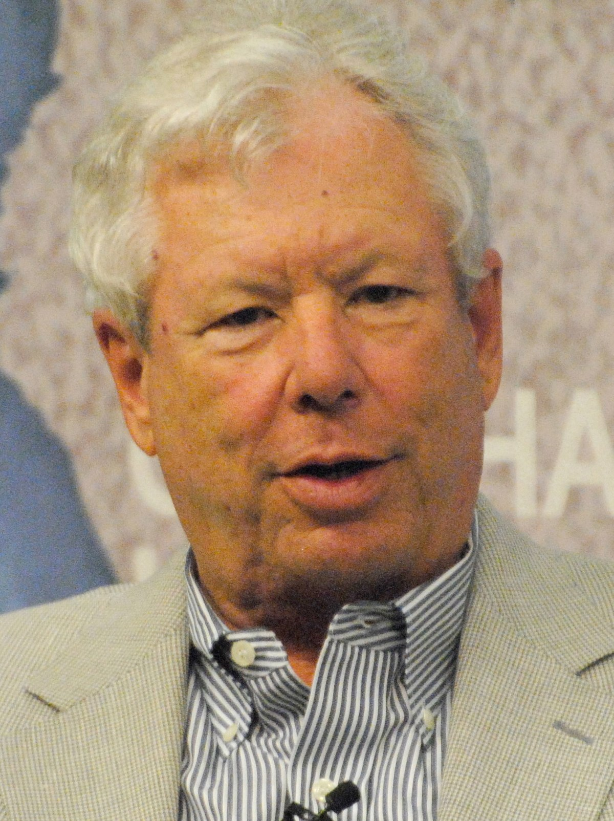 Richard Thaler Wikipedia La Enciclopedia Libre