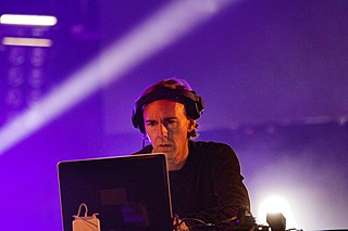 English-Canadian electronic musician and record producer