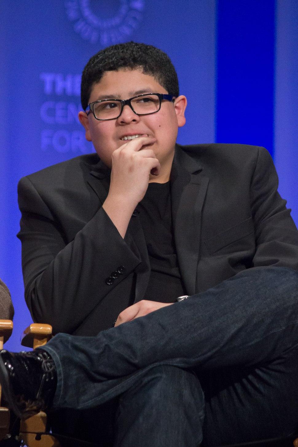 Rico Rodriguez at 2015 PaleyFest