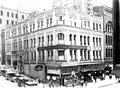 Right Hotel, southeast corner of Columbia St and 1st Ave, ca 1923 (SEATTLE 3091).jpg