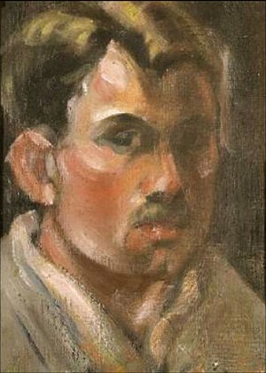 Rinaldo Cuneo - Self-Portrait