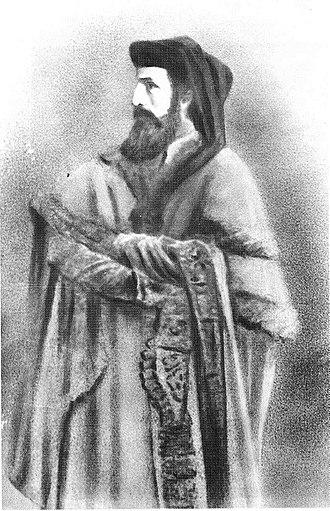 Matthias Ringmann - Matthias Ringmann (19th-century painting)