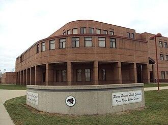 River Rouge, Michigan - Image: River Rouge High School MI