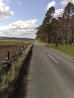 File:Road to Inverurie near Wester Fintray - geograph.org.uk - 768173.jpg