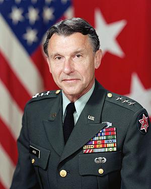 Robert Arter - Lieutenant General Robert Arter
