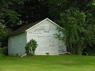 Everett Historic District (Peninsula, Ohio) United States historic place