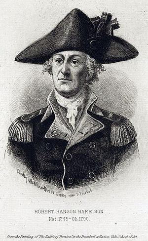 Robert H. Harrison - Image: Robert Hanson Harrison
