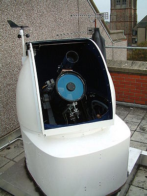 Meade LX200 - Project Galileo Meade LX200 10 inch SCT (25.4 cm aperture)