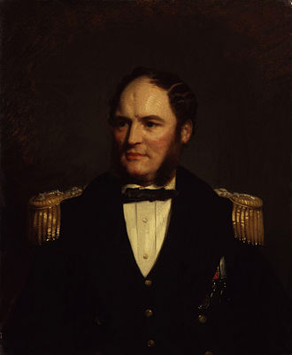 Rochfort Maguire - Rochfort Maguire, Naval Commander by Stephen Pearce