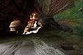 Rock-house-water-basin-cave-colorful - West Virginia - ForestWander.jpg