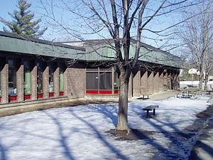 Rockcliffe Park Public School - Image: Rockcliffe Park Public School