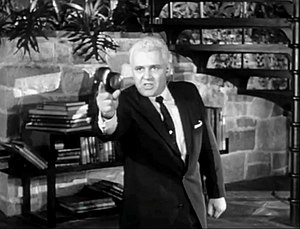 Rod Steiger - Steiger as film tycoon Stanley Shriner Hoff in The Big Knife (1955)