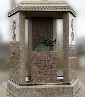 Utqiagvik, Alaska - Will Rogers - Wiley Post Memorial