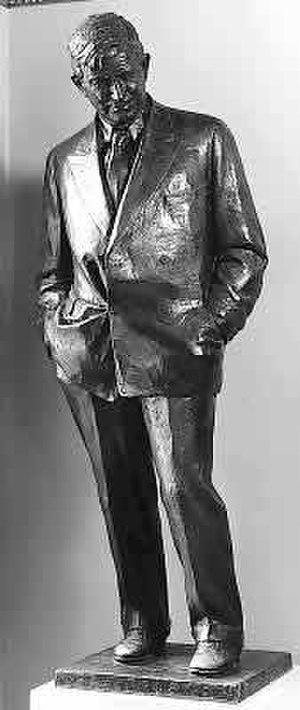 Will Rogers (Davidson) - National Statuary Hall Collection