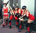 Roller Girls New Orleans 2008.jpg