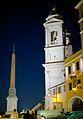 Roma Trinità dei Monti di notte.jpg