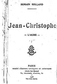Jean-Christophe cover