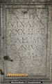 Roman Inscription in Skopje, Muz. Grad., Macedonia (EDH - F029610).jpeg