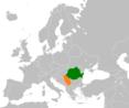 Romania Serbia Locator.png