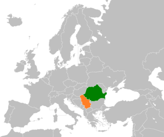 Diplomatic relations between Romania and the Republic of Serbia