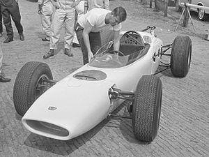 Ronnie Bucknum - Image: Ron Bucknum met zijn Honda (1964)