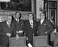 Rondetafelconferentie in de Treveszaal Dr de Quay , Emanuels, Jonkheer, Kortha, Bestanddeelnr 912-5314.jpg