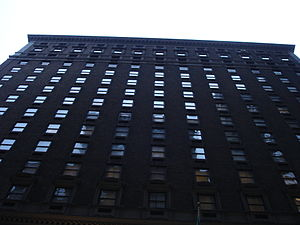 The Roosevelt Hotel (Manhattan) - The Roosevelt Hotel building