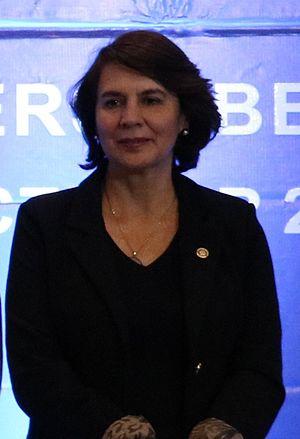 Rosalía Arteaga - Image: Rosalía Arteaga Serrano 2016 (01)