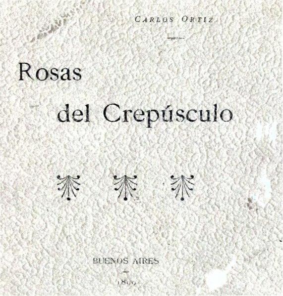 File:Rosas del crepusculo - Carlos Ortiz.pdf