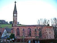 Rosenthal Kirche von Süden.JPG